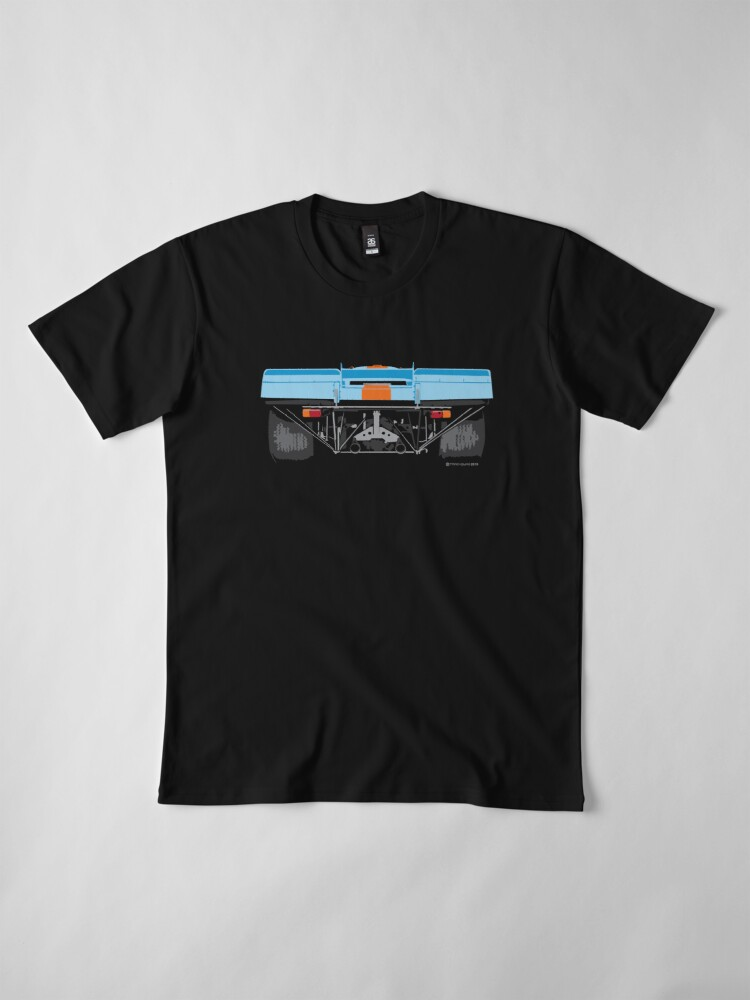 Alternate view of Tails-917 Premium T-Shirt