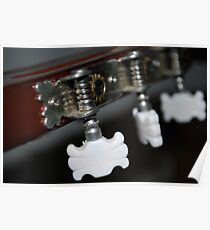 Tuning Pegs Poster
