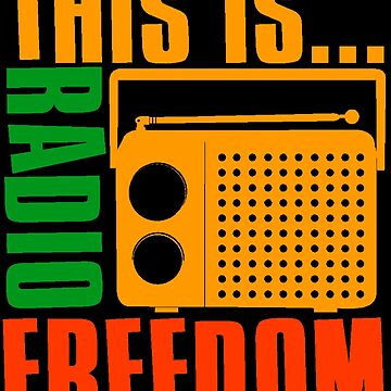 This is Radio Freedom-2 by IMPACTEES