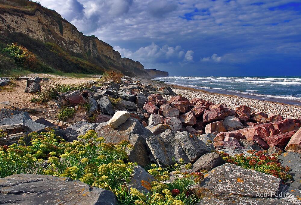 Uta Beach, 65 years later......... by Adri  Padmos