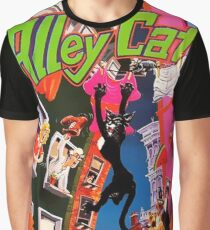 Alleycat Graphic T-Shirt