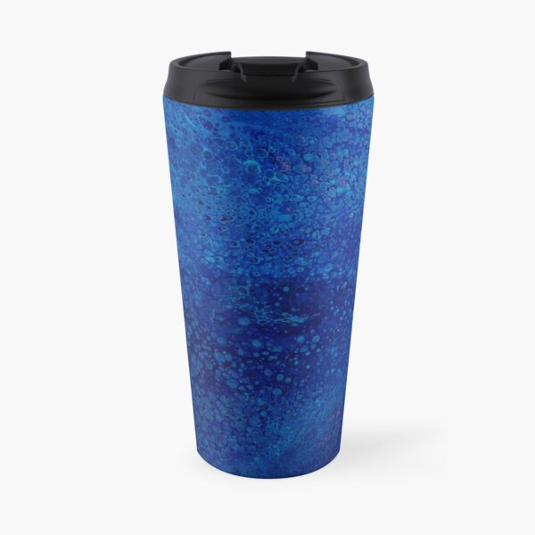 Blue-ish Travel Mug