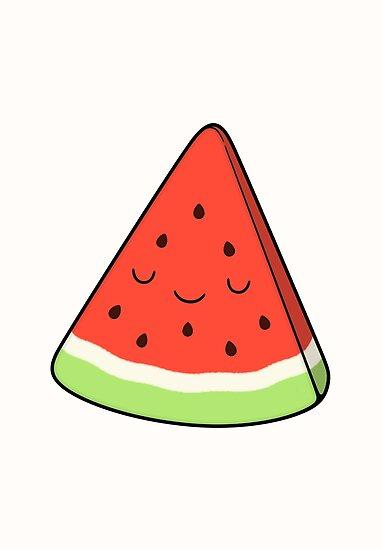 Watermelon by kimvervuurt