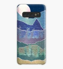 Mountains and Trees  Case/Skin for Samsung Galaxy