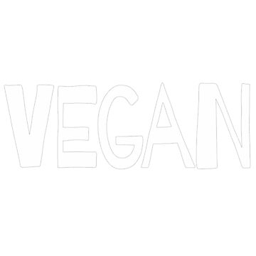 Vegan Too by wordznart
