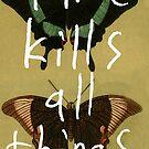 Time Kills Butterflies by Ethan Renoe