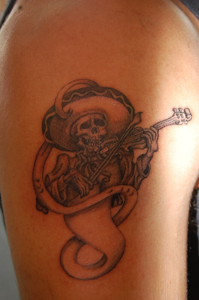 Chico the dead violinist by JimmyJack