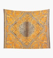 barocco lion Wall Tapestry