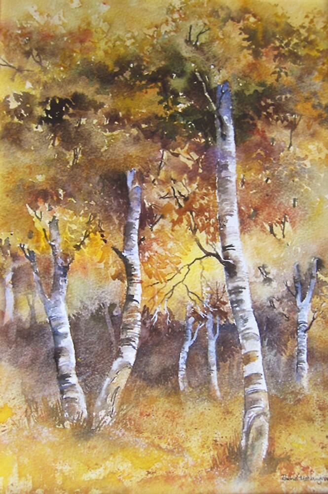 Autumn Gold by artbyrachel