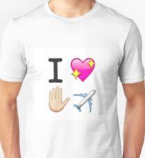 I Heart Handplane 2 T-Shirt