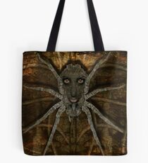 Spider Queen Tote Bag