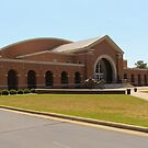 John W. Pope, Jr. Convocation Center by WeeZie
