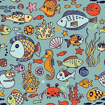 FISHES by VeroDesigns77