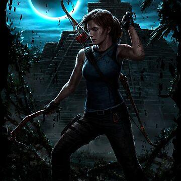 Lara's Challenge by Michelo13