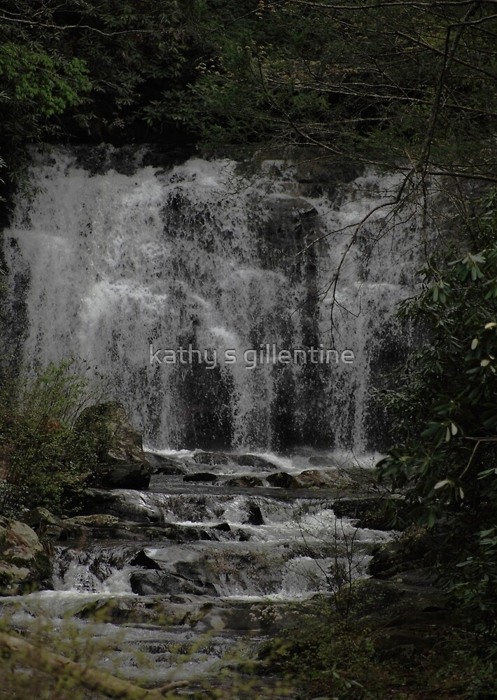 meigs waterfall 2 by kathy s gillentine