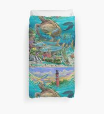 Jupiter Haven Duvet Cover