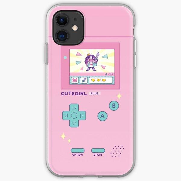 CuteGirl PLUS Phone Case iPhone Soft Case