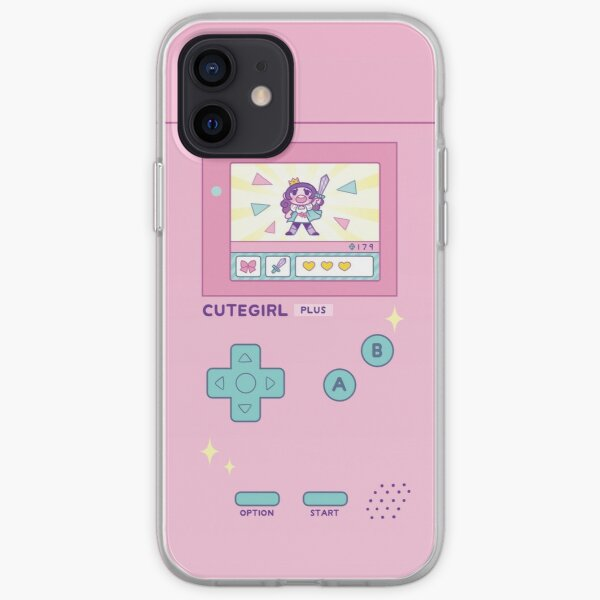 CuteGirl PLUS Phone Case iPhone Soft Case