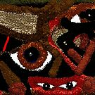 Crazy Abstract.With An Eye On You!! by SherriOfPalmSprings Sherri Nicholas-