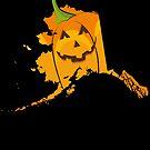 Halloween Shirts Cute Alaska Halloween T Shirt Funny by shoppzee