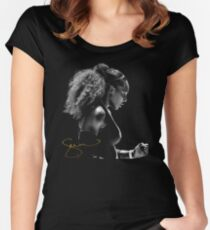 Serena Williams Fitted Scoop T-Shirt