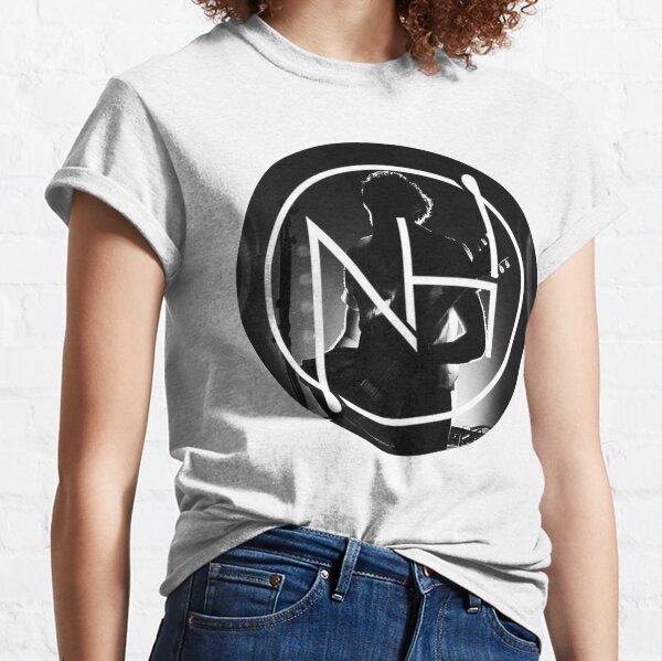 niall silhouette logo 4 Camiseta clásica