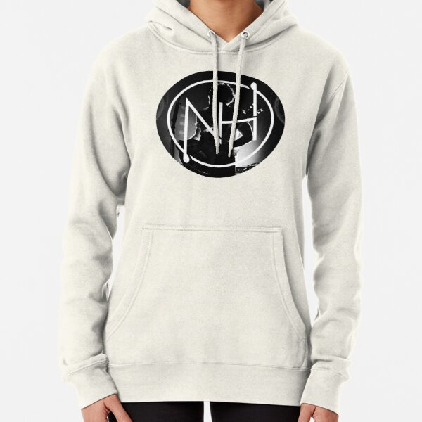niall silhouette logo 4  Pullover Hoodie