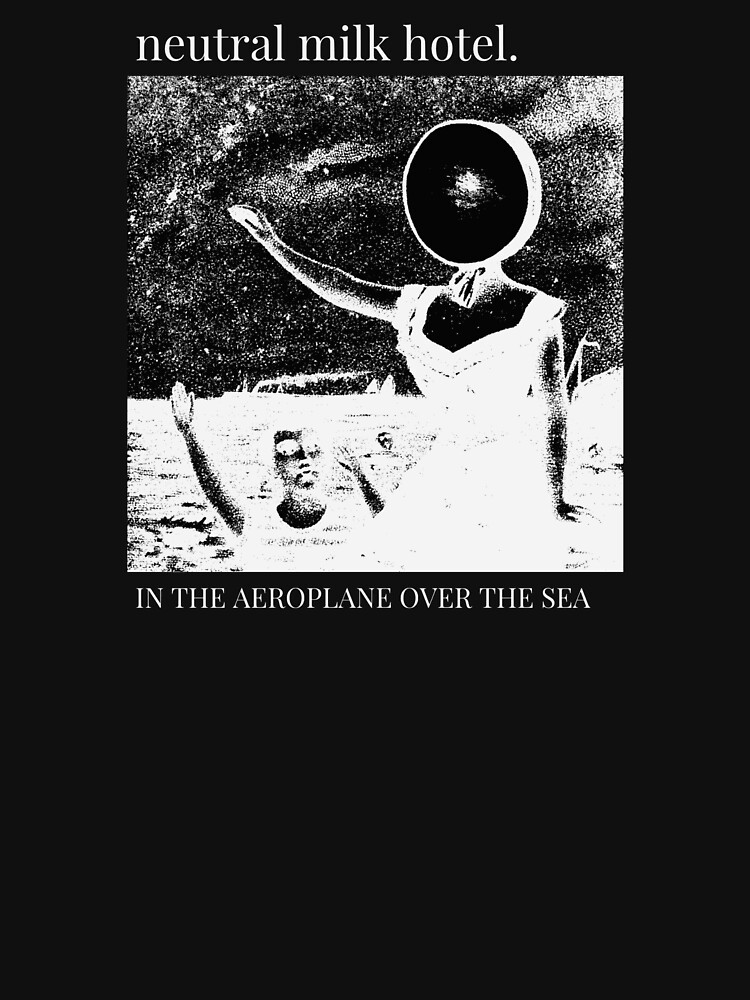 Neutral Milk Hotel In the Aeroplane Over the Sea by nackdempsey1