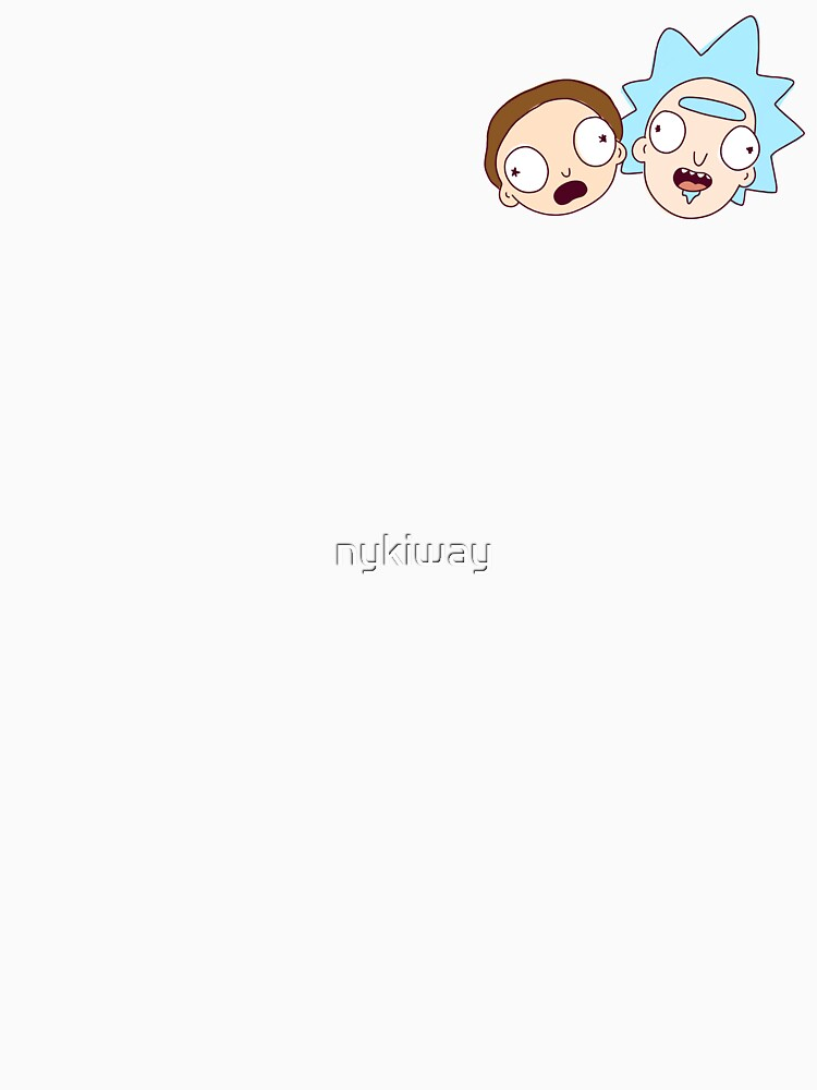 Rick and Morty! 100 Years! by nykiway