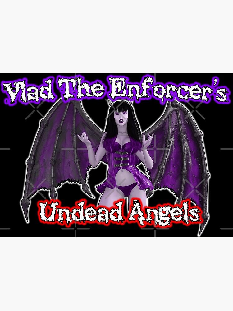 Undead Angels: Logo by EnforcerDesigns
