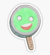 Deru's oc popsicle - Glen Sticker