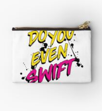 DO YOU EVEN SWIFT Studio Pouch
