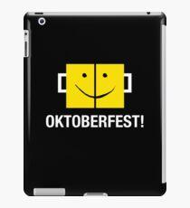 Funny Oktoberfest 2018 iPad Case/Skin