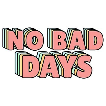 No Bad Days Pastel by lukassfr