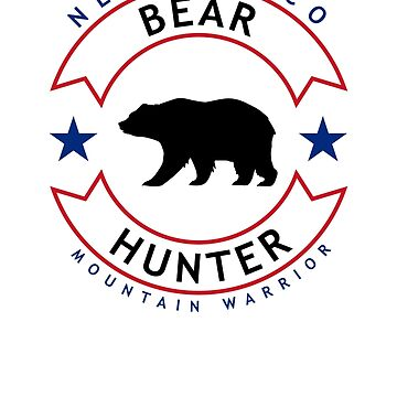 New Mexico Bear Hunter, Freedom Edition by bgcreative