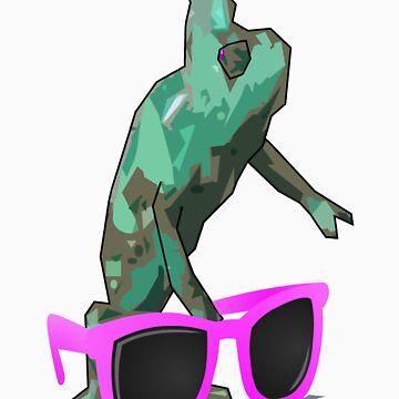 , , , , [Chameleon]  by superbeckmann