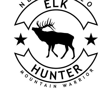 New Mexico Elk Hunter by bgcreative