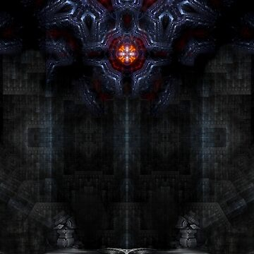 Gate Of Tritilirian by xzendor7
