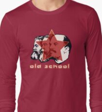 MARX ENGELS LENIN OLD SCHOOL  T-Shirt