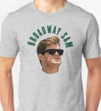 e8be8b78f Broadway Sam Darnold New York Jets Namath Homage (Modern) Unisex T-Shirt