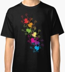 Rainbow Frogs Classic T-Shirt
