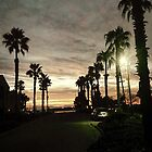 Sunset Strip by linaji