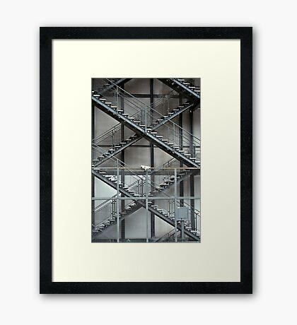 Centre Georges Pompidou, Paris Framed Print