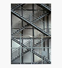 Centre Georges Pompidou, Paris Photographic Print