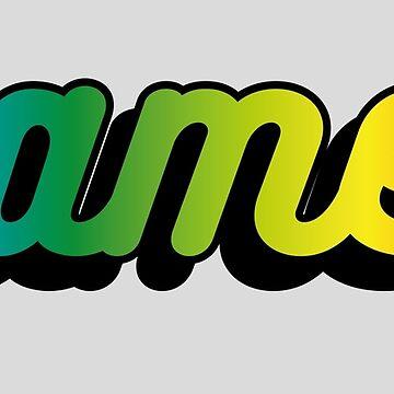 Gamer Multicolor Gradient by Chocodole