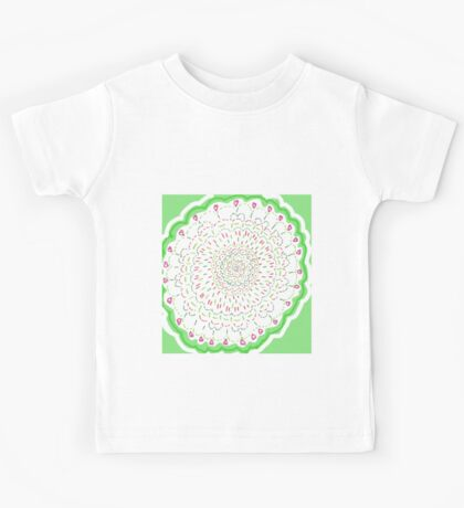 Mandala Green Kids Clothes