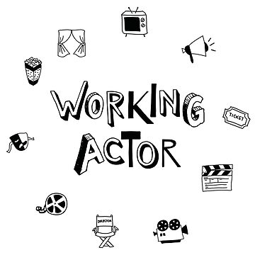 Working Actor (v2) by BlueRockDesigns