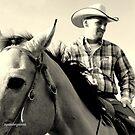 A Cowboy-Fighter Pilot by Susan McKenzie Bergstrom