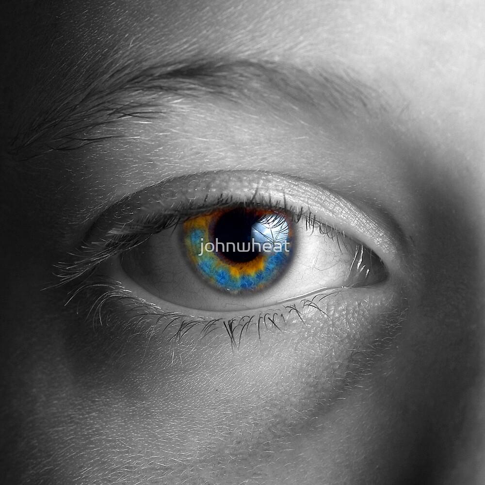 Opal eye by johnwheat
