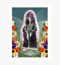 My Divinity: Carole King Art Print